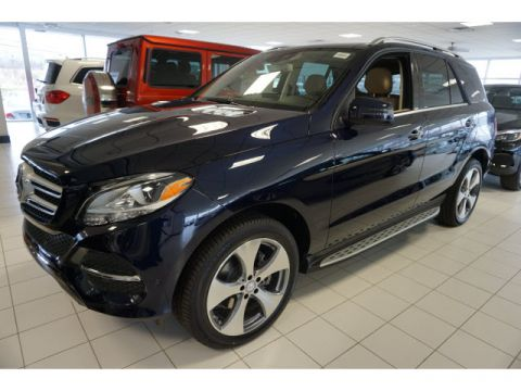 New 2017 Mercedes-Benz GLE GLE 350 4MATIC® AWD