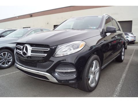 New 2018 Mercedes-Benz GLE 350 4MATIC® AWD 4MATIC®