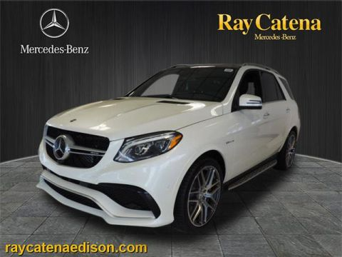 New 2018 Mercedes-Benz GLE 63 AMG® SUV AWD 4MATIC®