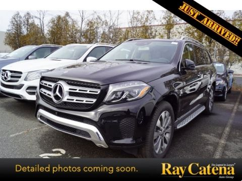 New 2018 Mercedes-Benz GLS 450 AWD 4MATIC®