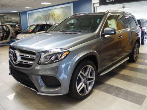 New 2017 Mercedes-Benz GLS 550 AWD