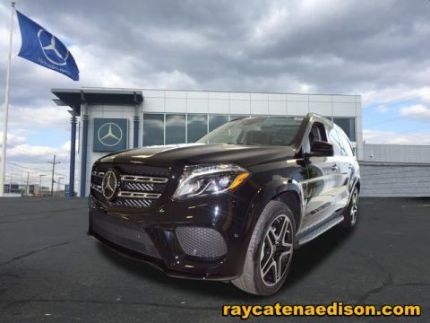 New 2018 Mercedes-Benz GLS 550 With Navigation & AWD