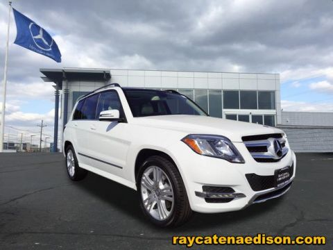 Pre-Owned 2015 Mercedes-Benz GLK 350 AWD