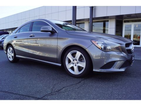 Certified Pre Owned 2015 Mercedes Benz CLA CLA 250