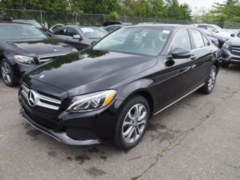 New 2017 Mercedes-Benz C 300 AWD 4MATIC®