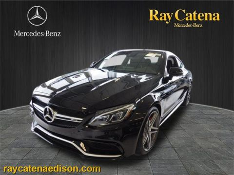New 2018 Mercedes-Benz C 63 S AMG® Coupe