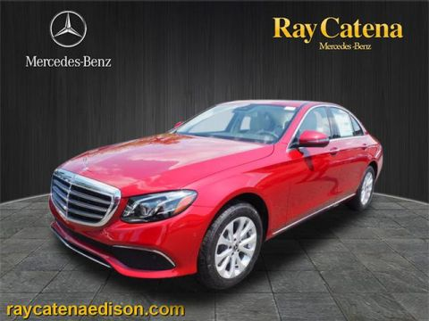 New 2017 Mercedes-Benz E 300 Luxury AWD 4MATIC®