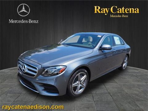 New 2017 Mercedes-Benz E 300 AWD 4MATIC®