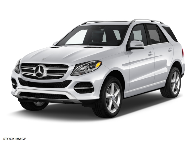 New 2017 Mercedes-Benz GLE GLE 350 4MATIC®