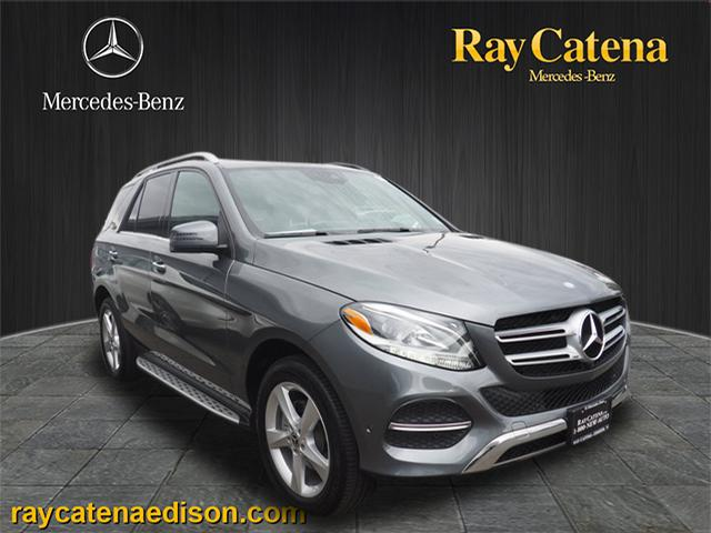 2017 Mercedes-Benz GLE 350 4MATIC®