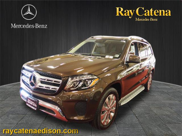 New 2017 mercedes benz gls gls 450 suv in edison 179598x for Ray catena mercedes benz