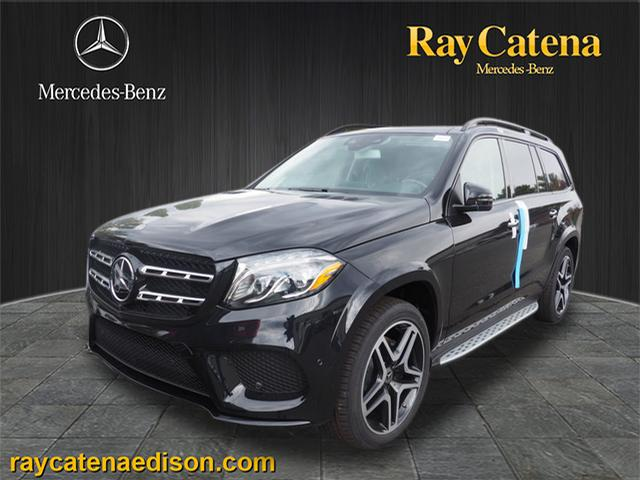 New 2018 mercedes benz gls gls 550 awd gls 550 4matic 4dr for Ray catena motor car corp