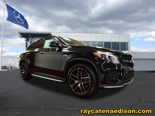 New 2019 Mercedes Benz Gle Amg Gle 43 Coupe Coupe In Edison