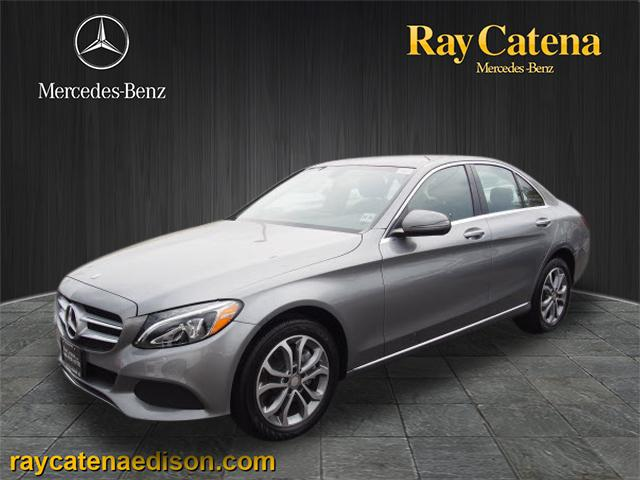 Pre owned 2016 mercedes benz c class c300 luxury 4matic for 2016 mercedes benz c class c300 4matic