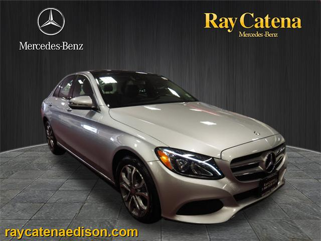 2017 Mercedes-Benz C 300 4MATIC®