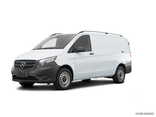 Certified Pre-Owned 2017 Mercedes-Benz Metris Cargo Van