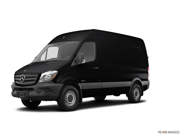 New 2017 Mercedes-Benz Sprinter 3500 Extended Cargo Van