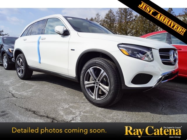 New 2019 Mercedes Benz GLC GLC350