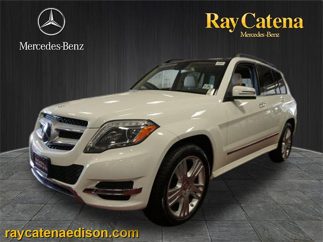 Pre owned 2014 mercedes benz glk glk350 4matic awd glk350 for Ray catena mercedes benz