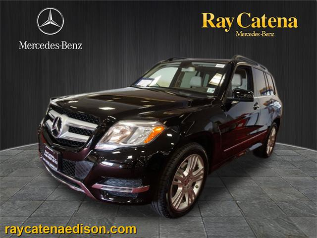 Certified pre owned 2014 mercedes benz glk glk 350 4matic for Ray catena mercedes benz edison