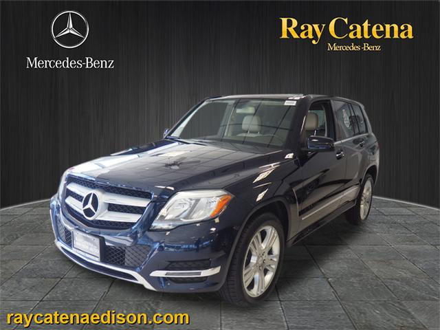 Certified pre owned 2014 mercedes benz glk glk 350 suv in for Ray catena mercedes benz