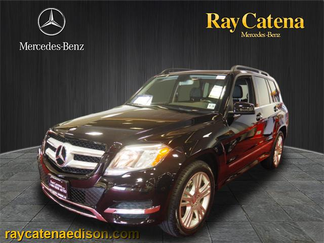 Certified pre owned 2014 mercedes benz glk glk 350 suv in for Ray catena motor car corp