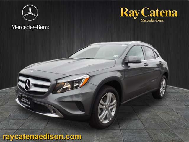 Pre owned 2017 mercedes benz gla gla 250 suv in edison for Ray catena mercedes benz