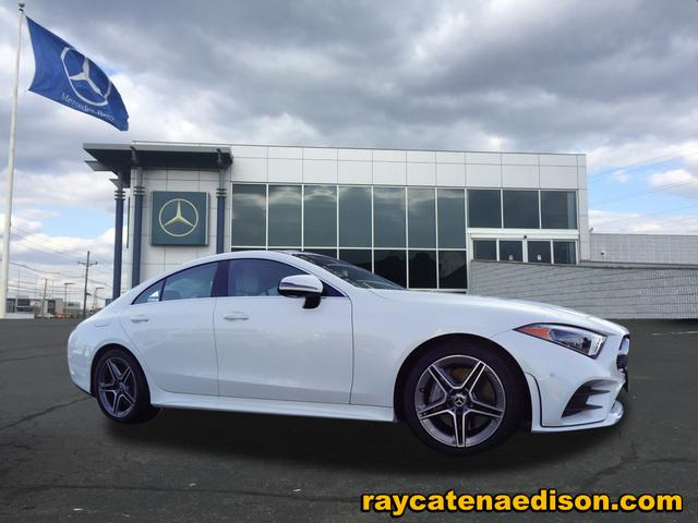 Pre-Owned 2019 Mercedes-Benz CLS CLS 450