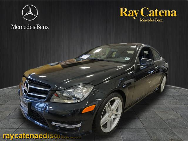 Certified pre owned 2015 mercedes benz c class c 250 c 250 for Ray catena mercedes benz