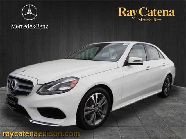 Pre owned 2016 mercedes benz e class e250 bluetec 4matic for Ray catena mercedes benz