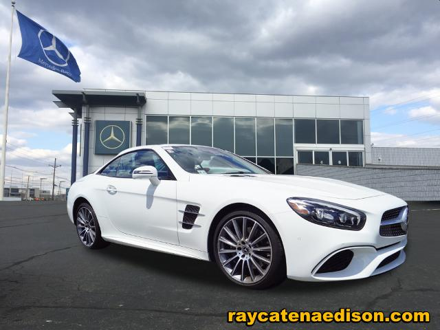 Certified Pre-Owned 2018 Mercedes-Benz SL SL 450