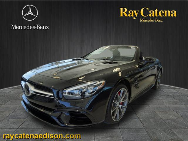 New 2017 mercedes benz sl sl 63 amg roadster roadster in for Ray catena mercedes benz edison