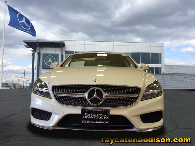Certified Pre Owned 2015 Mercedes Benz CLS CLS 400