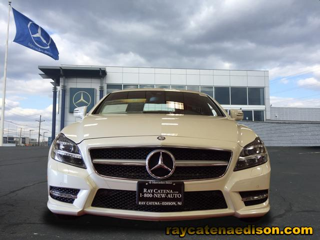 Ray Catena Mercedes >> Certified Pre Owned 2014 Mercedes Benz Cls Cls 550 Coupe In Edison