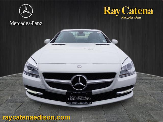 Pre owned 2014 mercedes benz slk slk 250 coup rdst in for Ray catena mercedes benz edison