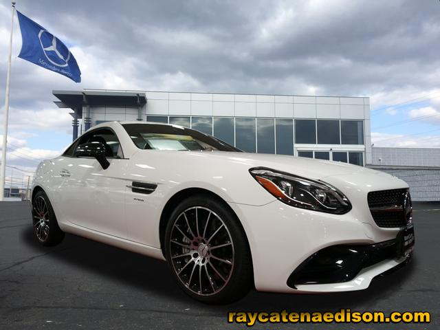 Certified Pre-Owned 2017 Mercedes-Benz AMG® SLC 43 Roadster RWD ROADSTER