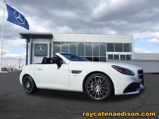 Certified Pre-Owned 2017 Mercedes-Benz SLC AMG® SLC 43 Roadster