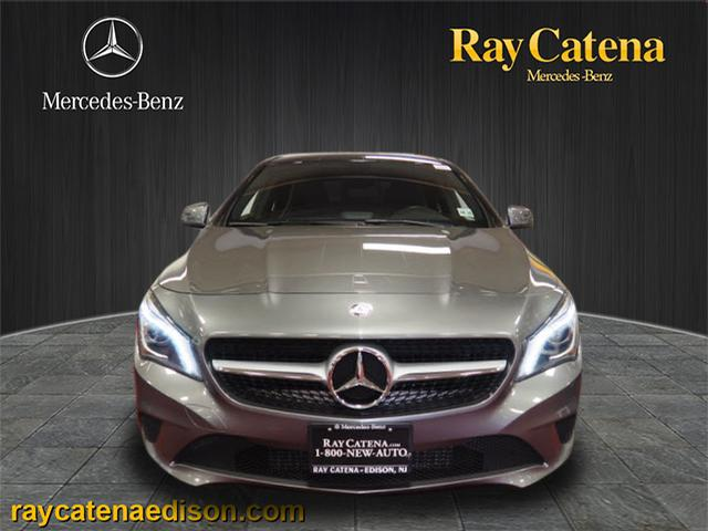 Pre owned 2014 mercedes benz cla cla 250 coupe in edison for Ray catena mercedes benz edison