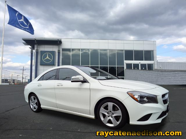 Certified Pre Owned 2016 Mercedes Benz Cla 250