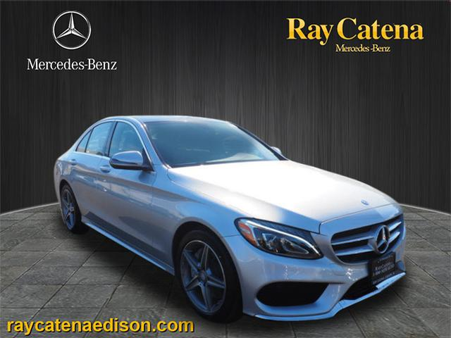 2017 Mercedes-Benz C 300 Sport 4MATIC®