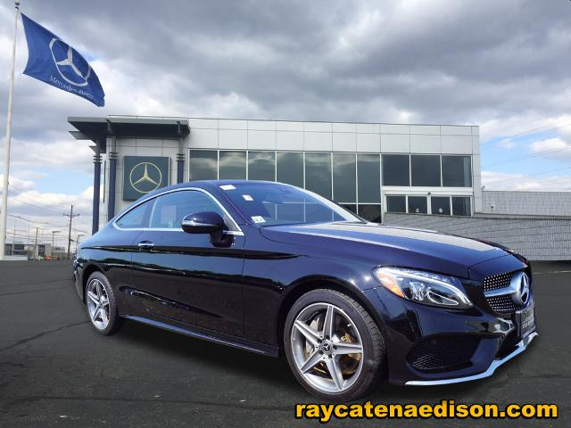 Certified Pre-Owned 2017 Mercedes-Benz C-Class C 300 Sport