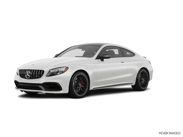 New 2019 Mercedes Benz C Class Amg C 63 S Coupe Coupe In Edison