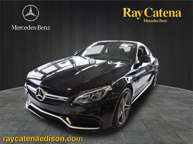 New 2018 mercedes benz c class c 63 s amg coupe coupe in for Ray catena motor car corp