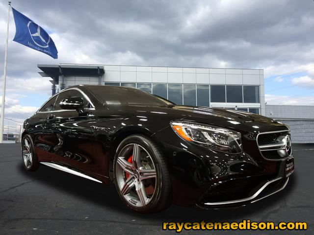 Pre-Owned 2017 Mercedes-Benz S-Class AMG® S 63 Coupe 4MATIC® Coupe