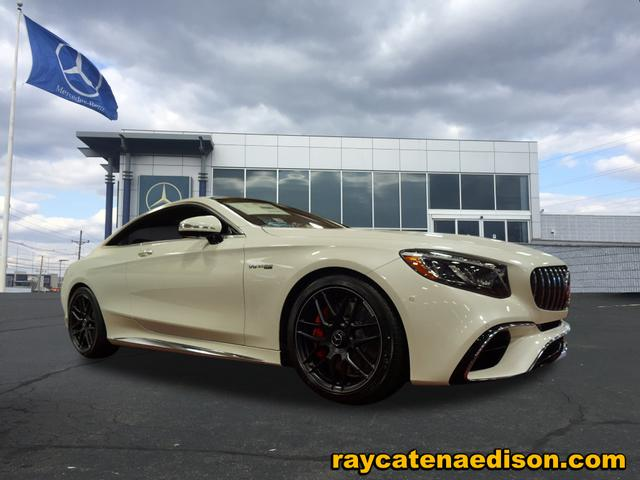 New 2019 Mercedes Benz S Class Amg S 63 Coupe Coupe In Edison