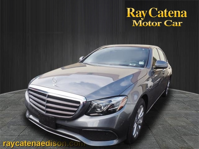Pre owned 2017 mercedes benz e class e 300 luxury sedan in for Ray catena mercedes benz