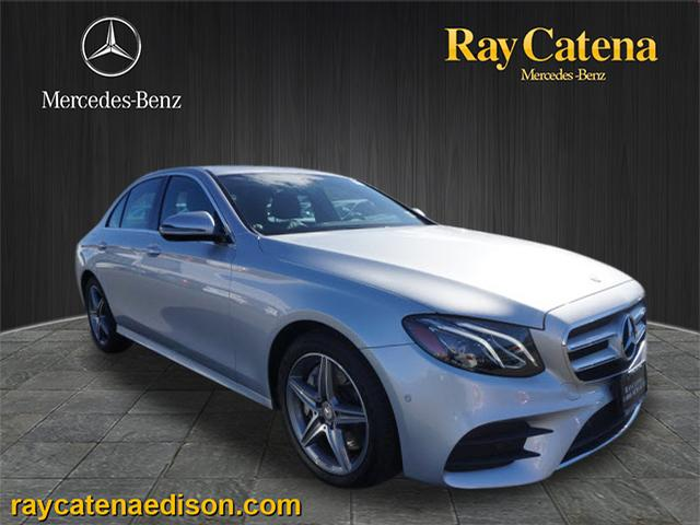 2017 Mercedes-Benz E 300 4MATIC®