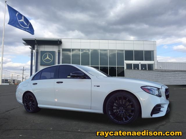 Certified Pre-Owned 2017 Mercedes-Benz E-Class AMG® E 43 Sedan