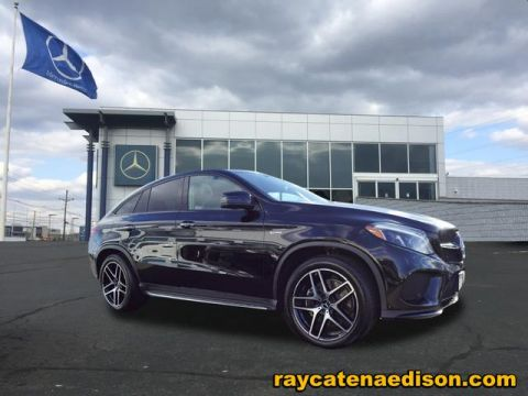Ray Catena Mercedes >> New 2019 Mercedes Benz Gle Amg Gle 43 Coupe Coupe In Edison 195429