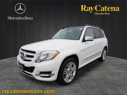 Certified pre owned mercedes benzs ray catena motor car for Motor vehicle inspection edison nj